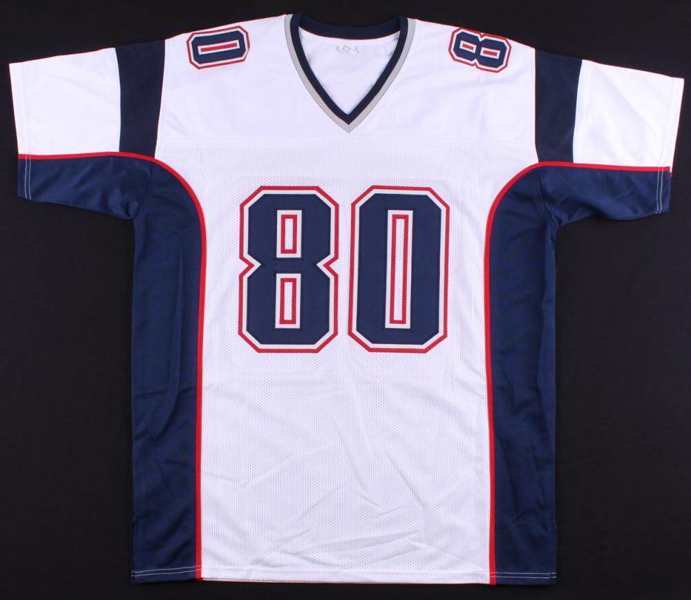 a2ee58cf Danny Amendola Signed Patriots Jersey (JSA COA) at PristineAuction.com