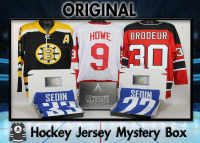 The Ultimate Mystery Box - Hockey Jersey Edition - Series 17 at PristineAuction.com