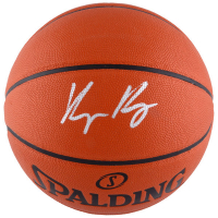 Kyle Kuzma Signed NBA Basketball (Fanatics Hologram) at PristineAuction.com