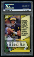 Tom Brady Signed 2000 Press Pass #37 - Autograph Grade 10 (PSA 8.5) at PristineAuction.com