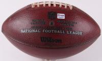 Tom Brady Signed Super Bowl XLIX Game-Used Football (PSA COA & TriStar Hologram) at PristineAuction.com