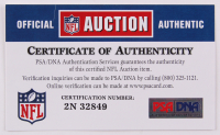 Tom Brady Signed Super Bowl XLIX Game-Used Football (PSA COA & TriStar Hologram) at PristineAuction.com