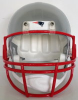 Rob Gronkowski Signed Patriots Full Size Helmet (JSA COA) at PristineAuction.com