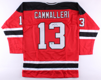 Mike Cammalleri Signed Jersey (First Class Autographs COA) at PristineAuction.com