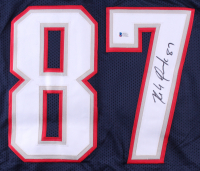 Rob Gronkowski Signed Patriots Jersey (Beckett COA) at PristineAuction.com