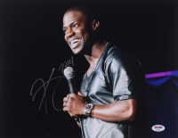 "Kevin Hart Signed 11x14 Photo Inscribed ""2014"" (PSA COA) at PristineAuction.com"