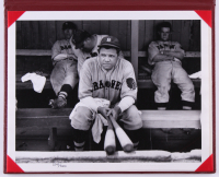 Babe Ruth Braves 11x14 Limited Edition Photo Taken by Bruce Murray at PristineAuction.com