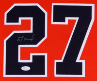Jose Altuve Signed Astros 35x43 Custom Framed Jersey (JSA COA)(Imperfect) at PristineAuction.com