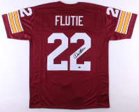 Doug Flutie Signed Boston College Eagles Jersey (JSA COA & Flutie Hologram) at PristineAuction.com