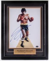 "Sylvester Stallone Signed ""Rocky"" 16x20 Custom Framed Photo Display (PSA COA)"