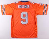 "Adam Sandler Signed ""The Waterboy"" Bobby Boucher Football Jersey (JSA COA)"