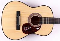 Linda Ronstadt Signed Full-Size Acoustic Guitar (JSA COA)
