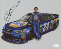 Chase Elliott Signed NASCAR 8x10 Photo (JSA COA)