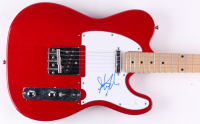 Steven Tyler Signed Full-Size Electric Guitar (JSA COA)