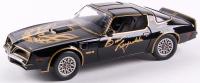 "Burt Reynolds Signed ""Smokey and the Bandit II"" Limited Edition 1980 Pontiac Trans AM 1:18 Die-Cast Car (Beckett COA)"