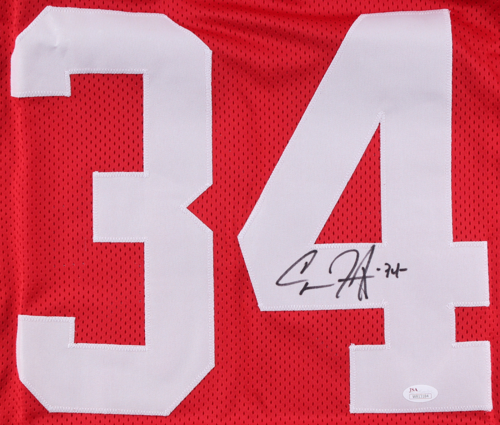 carlos hyde ohio state jersey