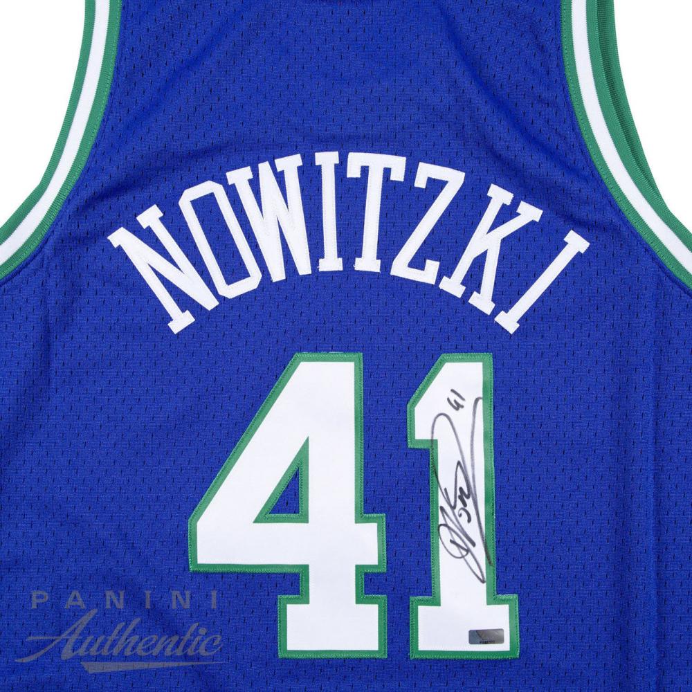 0d5d38d494e Dirk Nowitzki Signed Mavericks Jersey (Panini COA) at PristineAuction.com