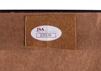 Ken Griffey Jr. Signed Reds 34.75x42.75 Custom Framed Jersey Display (JSA Hologram) at PristineAuction.com