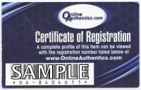 Muhammad Ali & Hank Aaron Signed 16x20 Photo (Steiner Hologram & Online Authentics COA) at PristineAuction.com