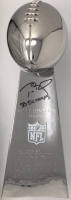 "Tom Brady Signed Replica Full Size Limited Edition Super Bowl 51 Lombardi Trophy Inscribed ""SB 51 Champs"" (TriStar)"