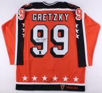 Wayne Gretzky Signed LE Campbell All-Star Captain Jersey (Gretzky COA)