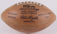 "1960's Packers ""The Duke"" NFL Football Team-Signed by (55) with Vince Lombardi, Bart Starr, Paul Hornung, Ray Nitschke, Jim Taylor, Henry Jordan (PSA LOA) at PristineAuction.com"