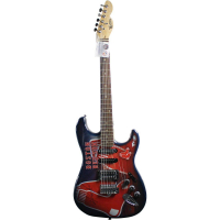 David Ortiz Signed Red Sox Northender Electric Guitar (Steiner COA & Fanatics Hologram)