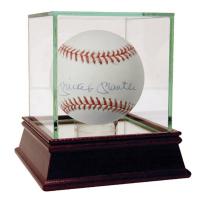 Mickey Mantle Signed OAL Baseball (JSA Hologram)
