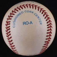 Muhammad Ali Signed OAL Baseball (JSA LOA) at PristineAuction.com