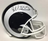 Todd Gurley Signed Rams Full-Size Helmet (Beckett COA)
