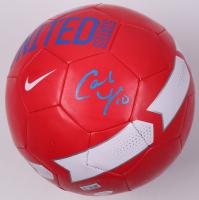 Carli Lloyd Signed Nike Team USA Soccer Ball (JSA COA)