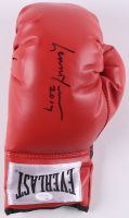 "Lennox Lewis Signed Everlast Boxing Glove Inscribed ""2017"" (JSA COA)"