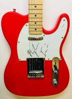 Meghan Trainor Signed Full-Size Electric Guitar (JSA COA)