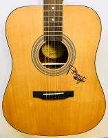 Keith Richards Signed Full-Size Acoustic Guitar (JSA LOA)