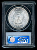 1899-S Morgan Silver Dollar (PCGS MS 65) at PristineAuction.com