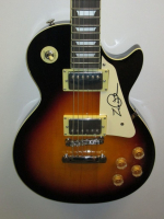 Les Paul Signed Full-Size Electric Guitar (JSA LOA)