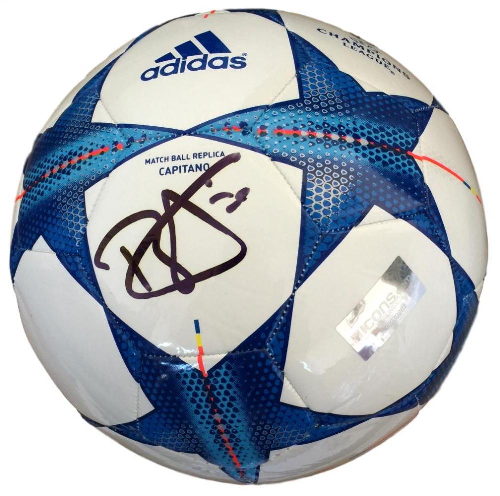 3e910e5addb Dele Alli Signed 2015-16 UEFA Champions League Soccer Ball (Icons COA)