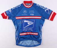 Lance Armstrong Signed USPS Cycling Jersey (Schwartz COA)