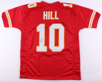 Tyreek Hill Signed Jersey (TSE COA) at PristineAuction.com