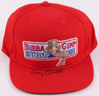 "Gary Sinise Signed ""Forrest Gump"" Bubba Gump Shrimp Co. Hat (Schwartz COA)"