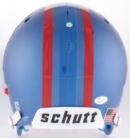 Eddie George Signed Oilers Full-Size Helmet (JSA COA) at PristineAuction.com