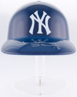 Johnny Damon Signed Yankees Full-Size Replica Batting Helmet (JSA COA) at PristineAuction.com