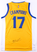 Kevin Durant Signed Warriors Jersey (JSA COA) at PristineAuction.com