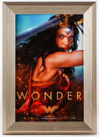 Wonder Woman 14.5x20.5 Custom Framed Movie Poster