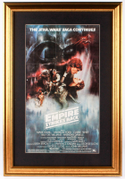 """Star Wars: The Empire Strikes Back"" 17.75x25.75 Custom Framed Movie Poster Display"