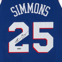 Ben Simmons Signed 76ers Jersey (UDA COA) at PristineAuction.com