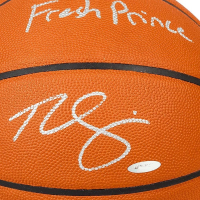 """Ben Simmons Signed Basketball Inscribed """"Fresh Prince"""" (UDA COA) at PristineAuction.com"""