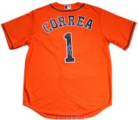 Carlos Correa Signed Astros Jersey (TriStar Hologram) at PristineAuction.com