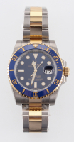 Rolex Submariner Two-Tone Watch (New)