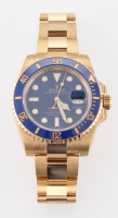 Rolex Submariner Date 18K Gold Watch (New)